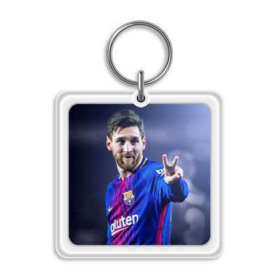 3D Keychain Custom Lenticular Cards Printing Service For Gift And Premium