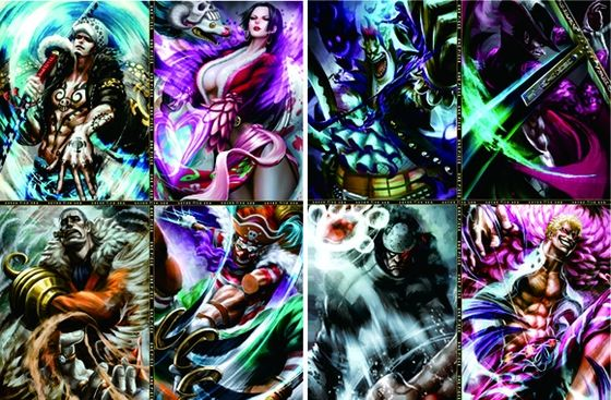 30x40cm 3D Lenticular Poster Action Anime Home Decoration